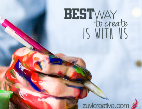 Create with us!